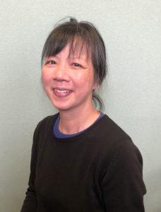 Irene Shum(Secretary, Cantonese Ministry)