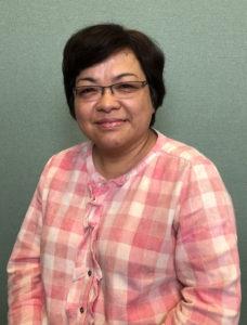Ruby Chau(Treasurer)